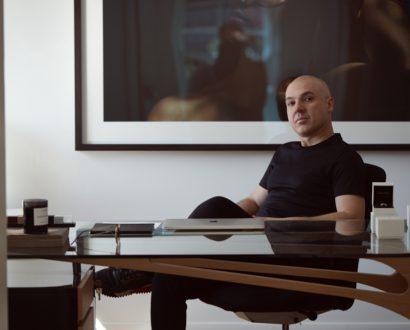 Şener Besim on entering the fashion industry