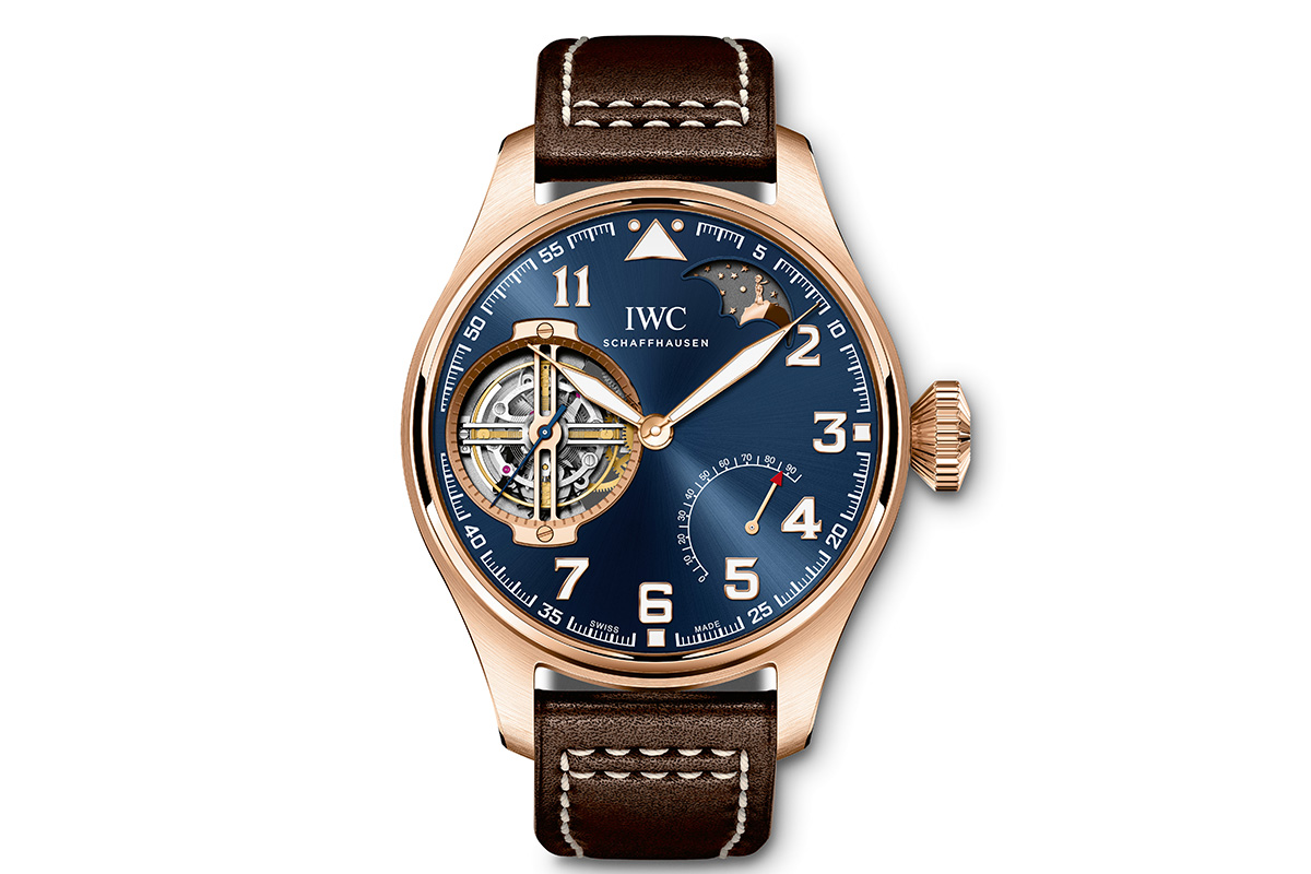 IWC 2019 watch collection Geneva awards