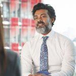 Ganesh Chandrasekkar General Manager of SME Banking