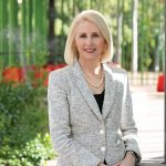 Sandra Harding Vice Chancellor and President of James Cook University