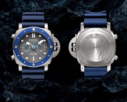 Dive watch Panerai Submersible