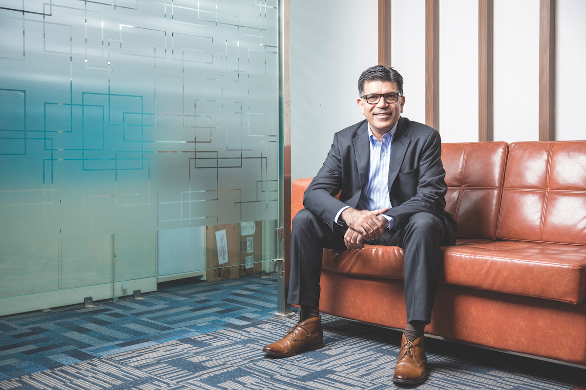 Dilip Sawhney Managing Director of Rockwell Automation India