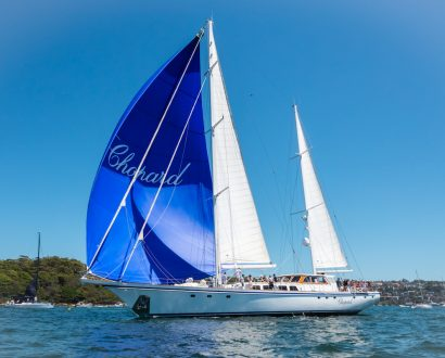 Inside Chopard's exclusive Sydney to Hobart Yacht Race event