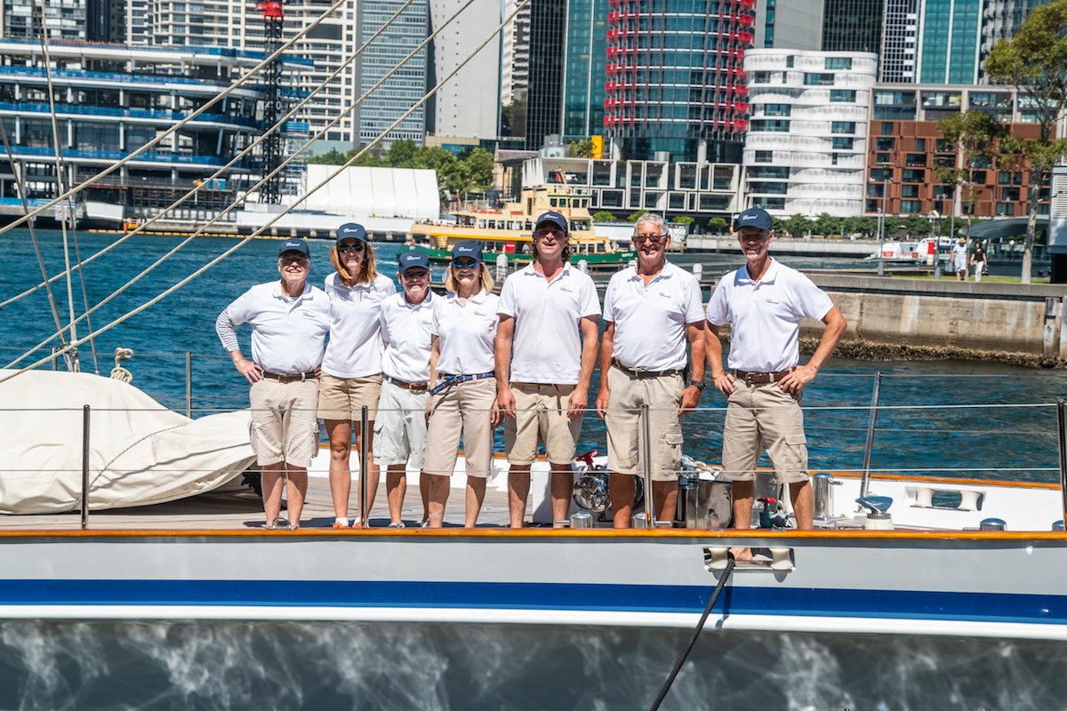 Chopard's exclusive Sydney to Hobart Yacht Race event