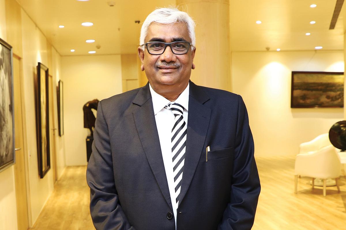 Rabi Chowdhury Managing Director of The Calcutta Electric Supply Corporation