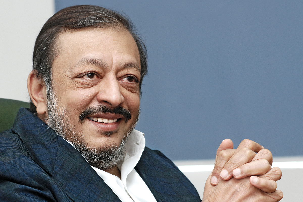 Yadupati Singhania Special Executive of JK Cement