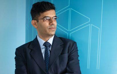 Vinamra Srivastava, CEO of Ascendas India Trust