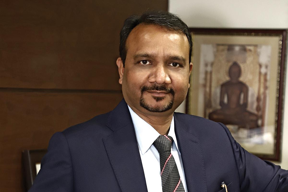 Yogesh Kumar Jain Managing Director of PNC Infratech