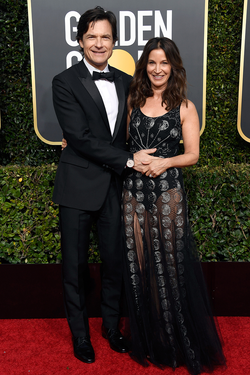 Jason Bateman Golden Globe Awards IWC