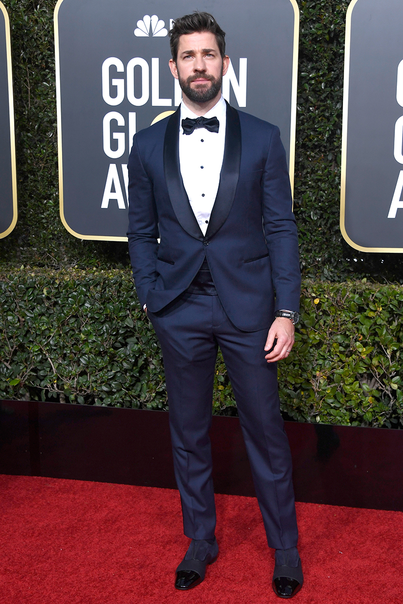 Golden Globe Awards John Krasinski IWC