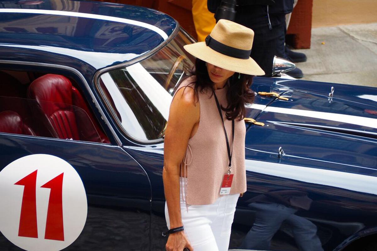 Sydney Harbour Concours d'Elegance Ferrari Bentley