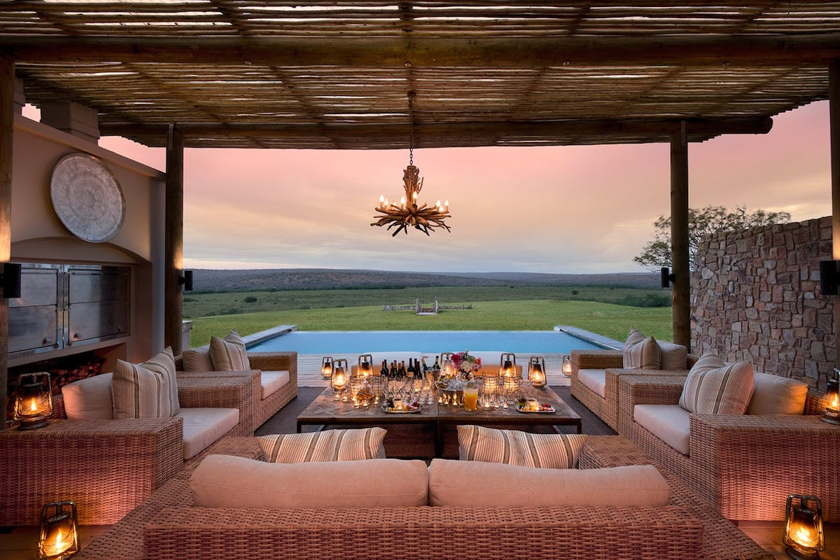 Fort House, Kwandwe Private Game Reserve