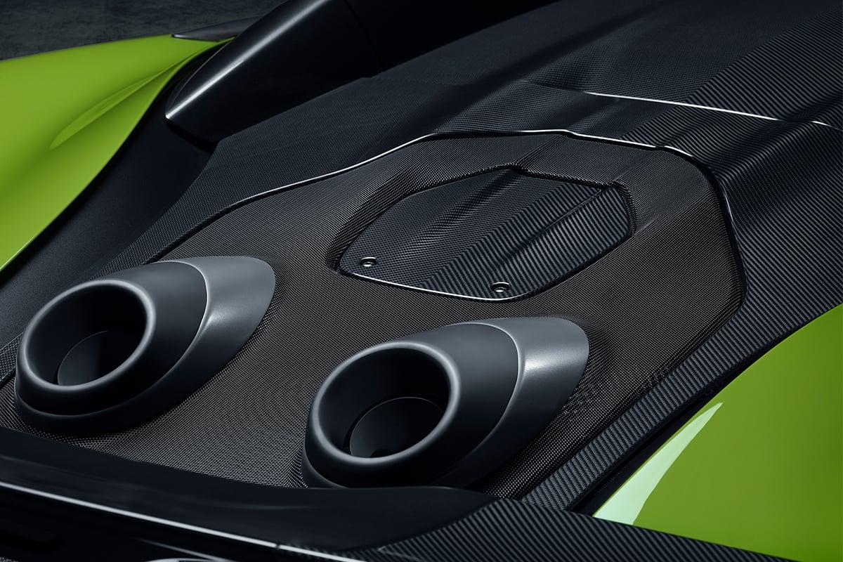 McLaren 600LT Spider Longtail