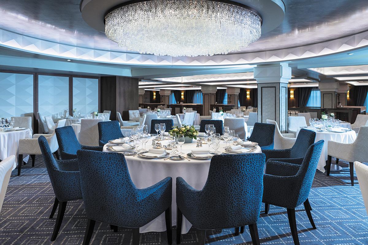 Cruise Regent Seven Seas Mariner