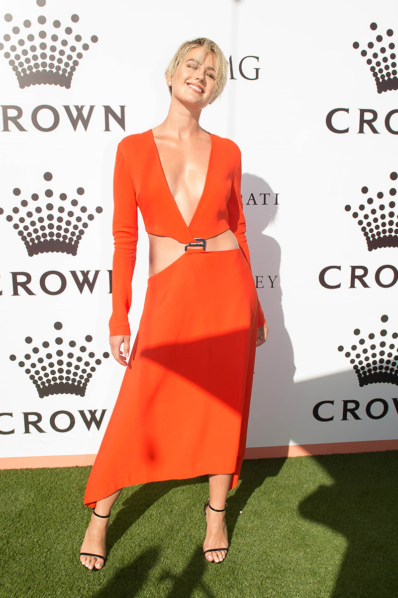 Australian Open tennis summer party Crown Aviary