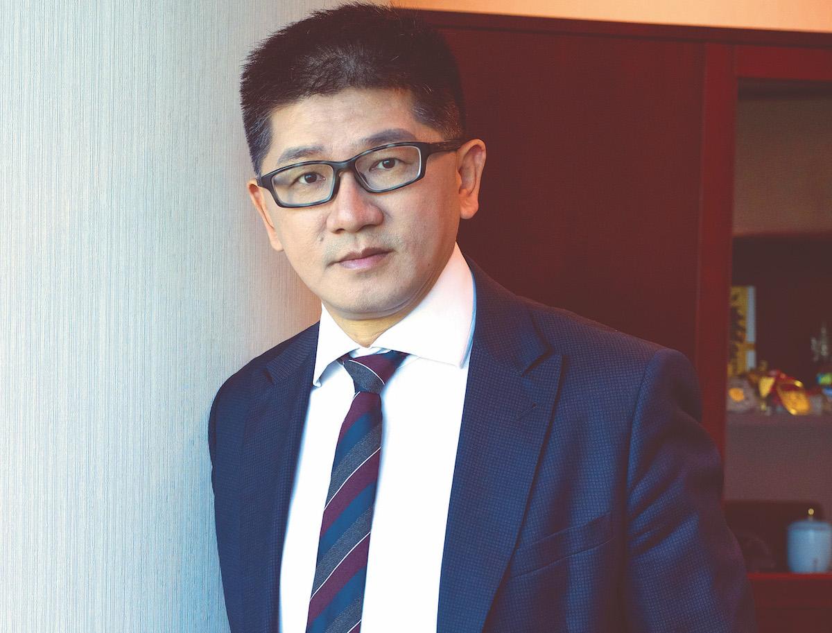 Jack Yuan CEO of Generali China Insurance