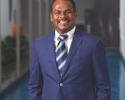 Thanapathy Kumaraiah Regional Director Asia–Oceanic of Vygon