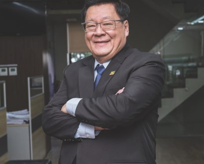 William Tiu Lim CEO of Mega Global