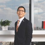 Xiaojun Cui CEO of KraussMaffei China
