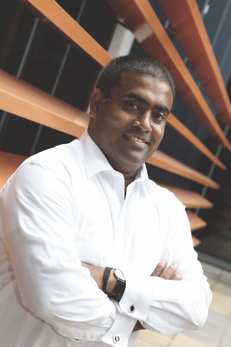 Seelan Nayagam Managing Director of DXC Technology Australia