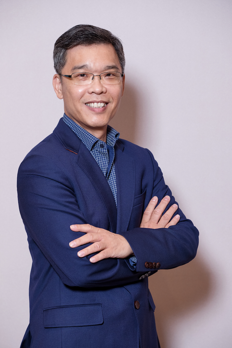 Heng Kia Seah Managing Director of Power Automation