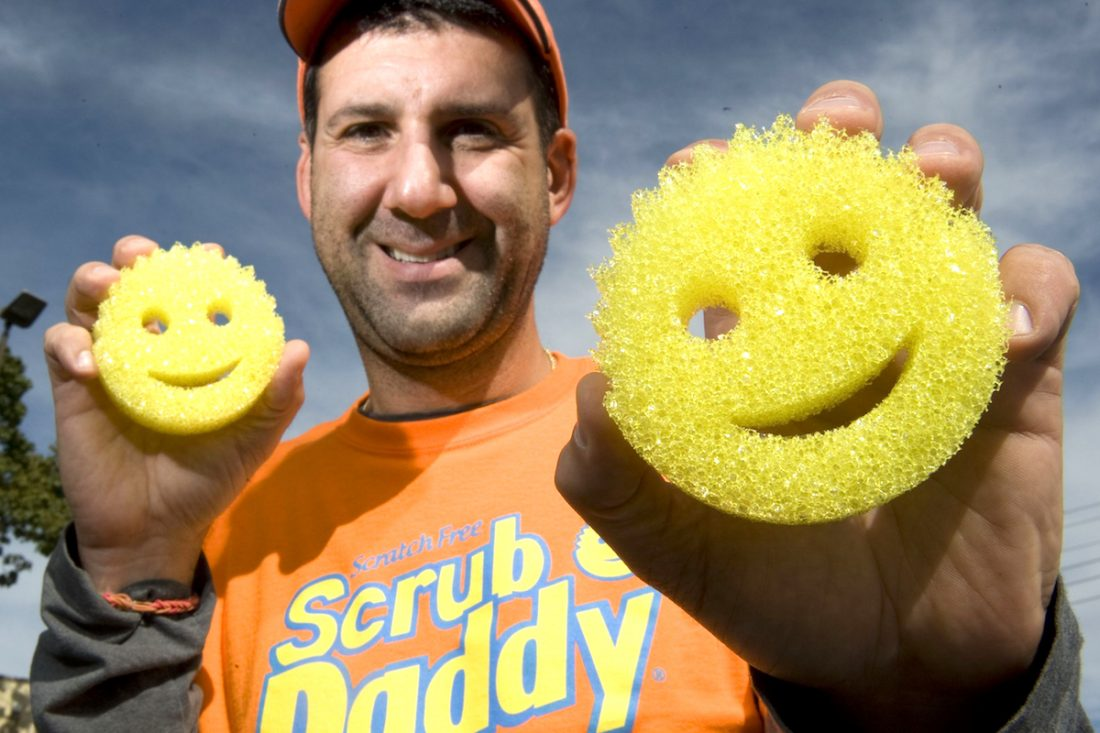 Scrub Daddy: The story behind Shark Tank US's biggest success