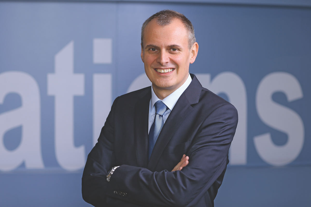 Thomas Nürnberger President and CEO of ebm-papst China