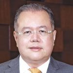 Prof Tin Aung Executive Director of Singapore Eye Research Institute