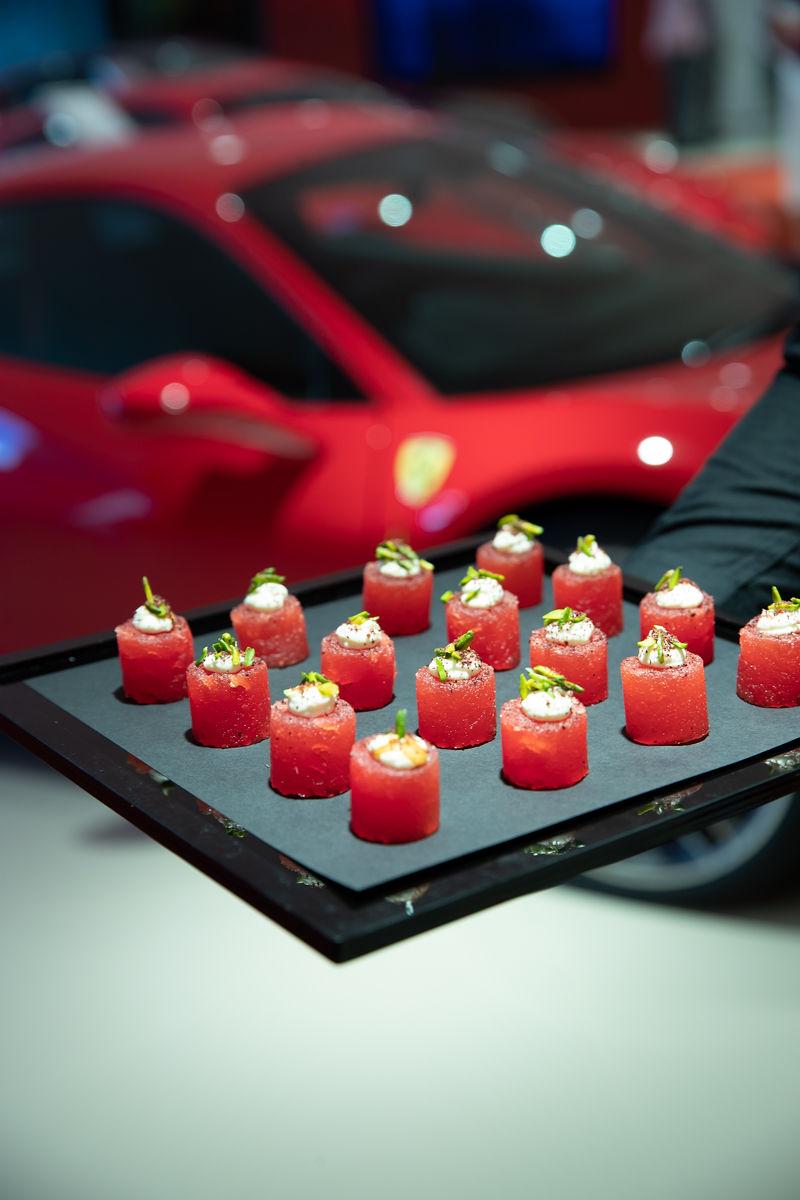 Canapes Ferrari
