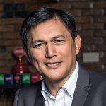 Vicente Gregorio President & CEO of Shakey's Pizza Asia Ventures