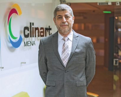 Alaa Assem President and CEO of Clinart