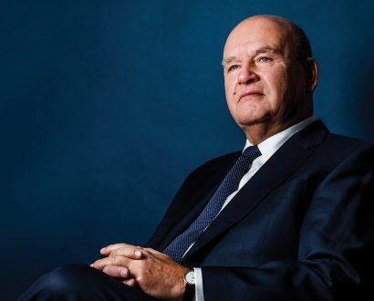 Henryk Liszka CEO of Hochtief Polska