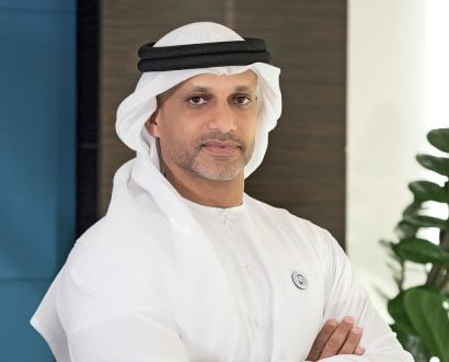 Saeed Ghumran Al Remeithi CEO of Emirates Steel