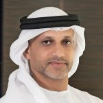 Saeed Ghumran Al Remeithi CEO of Emirates Steel