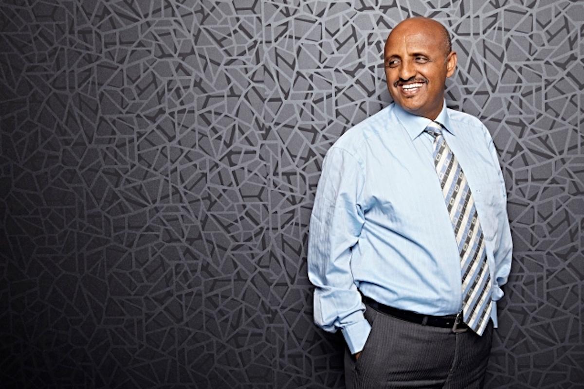 Tewolde GerbreMariam Group CEO of Ethiopian Airlines