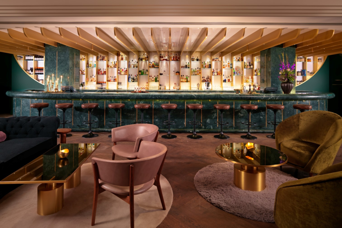 Dandelyan Bar London