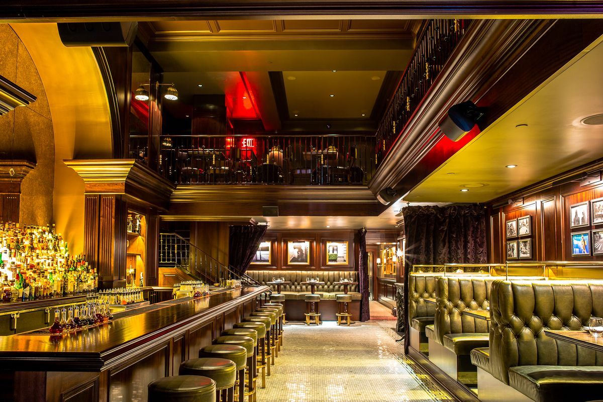 The NoMad Bar New York