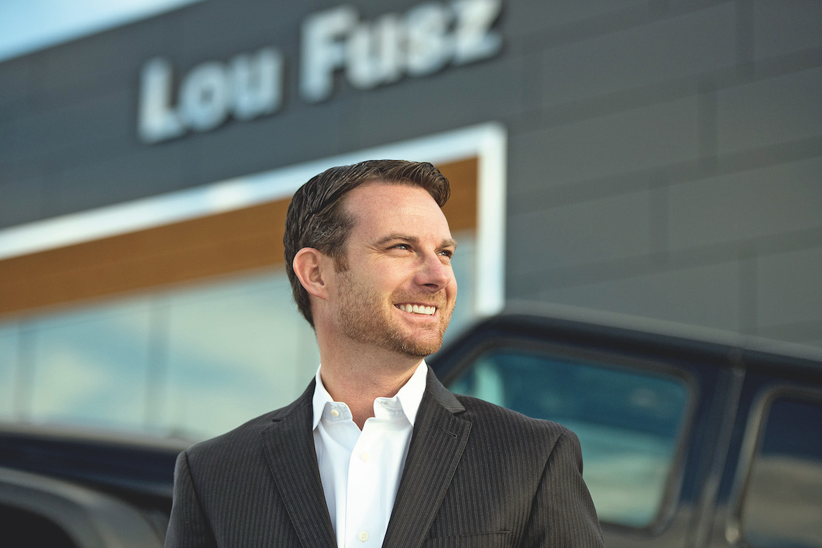 Randy Fusz President & CEO of Lou Fusz Automotive Network