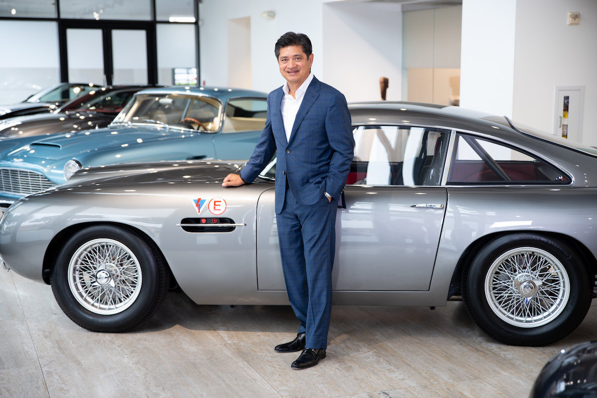 Rene Isip COO and President of John Eagle Auto Group