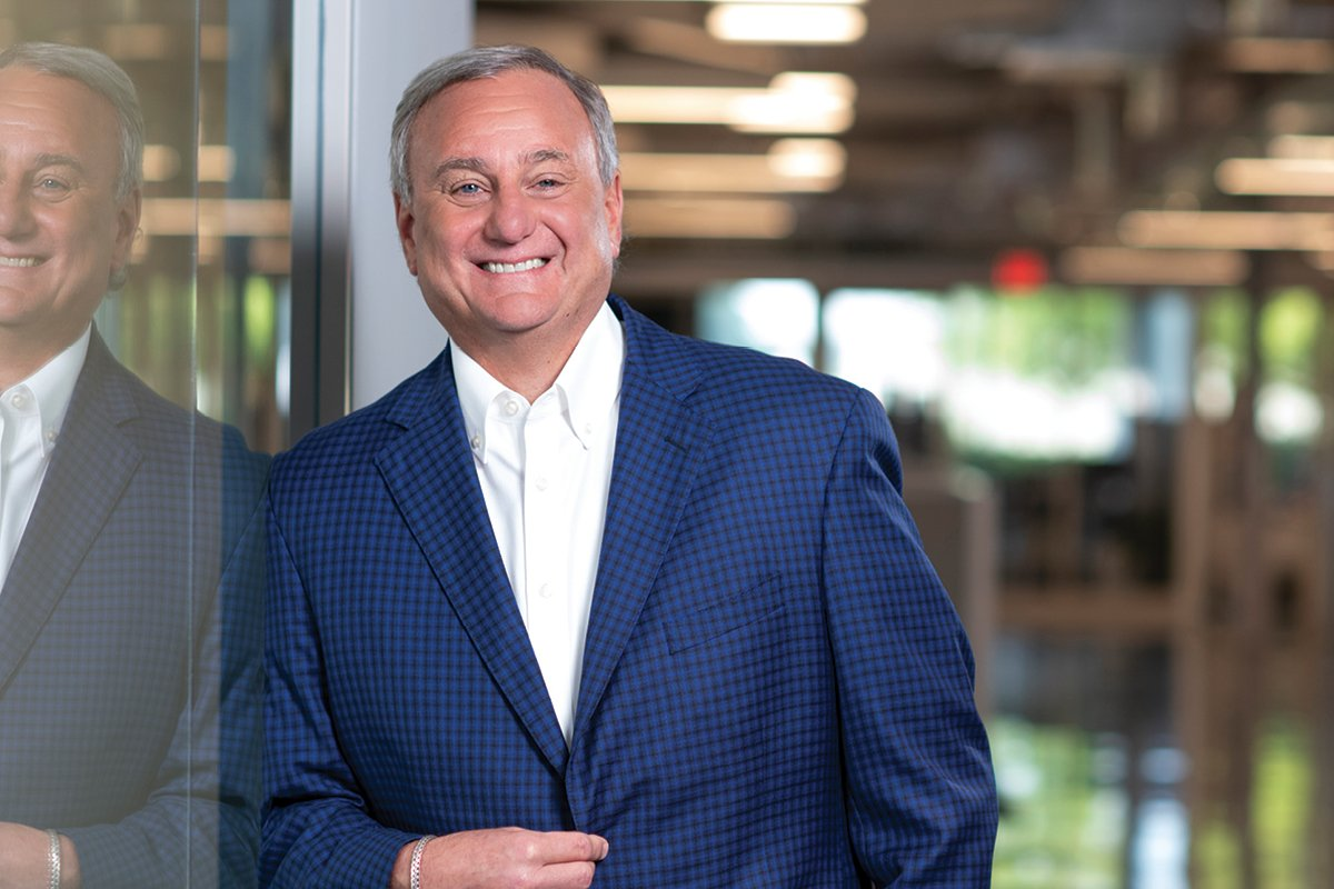 Rich Stinson President and CEO of Southwire