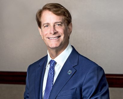 Robert Garrett Co-CEO of Hackensack Meridian Health