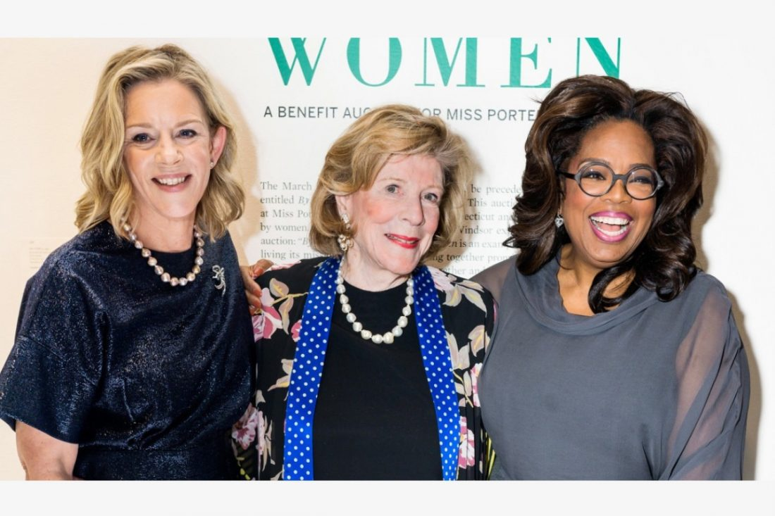 Katherine, Agnes and Oprah