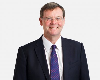 Dr Stephen Judd Chief Executive of HammondCare