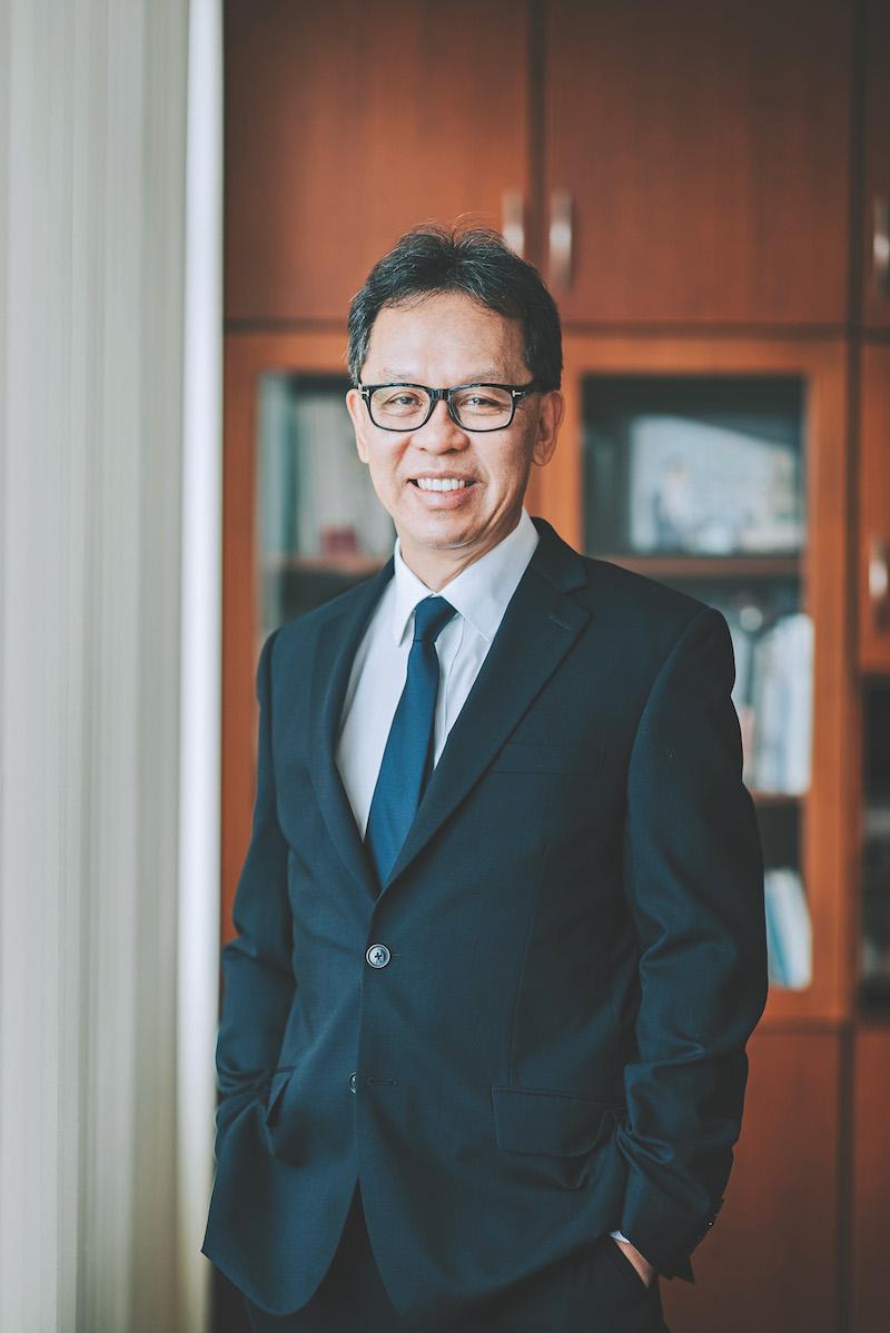 Datuk Dr Pang Teck Wai, CEO and Director of POIC Sabah