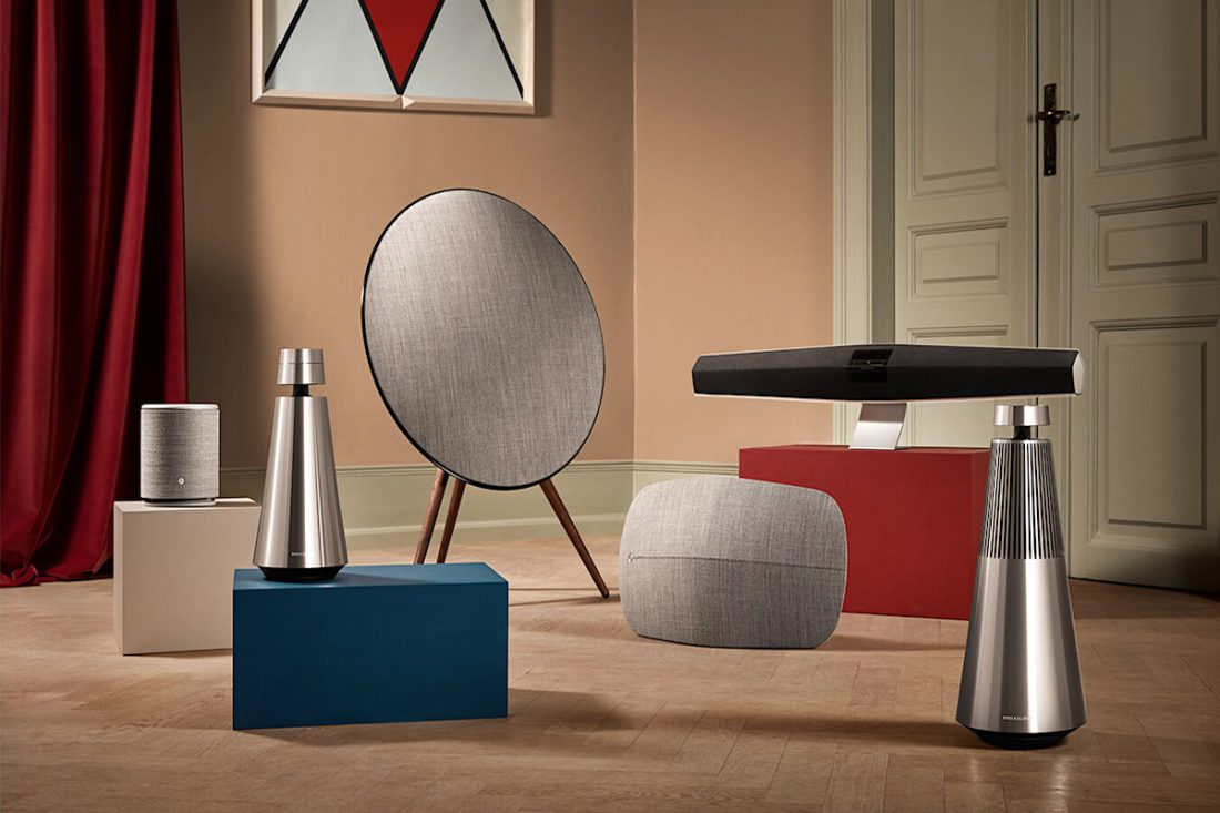 Bang & Olufsen Multiroom Speakers
