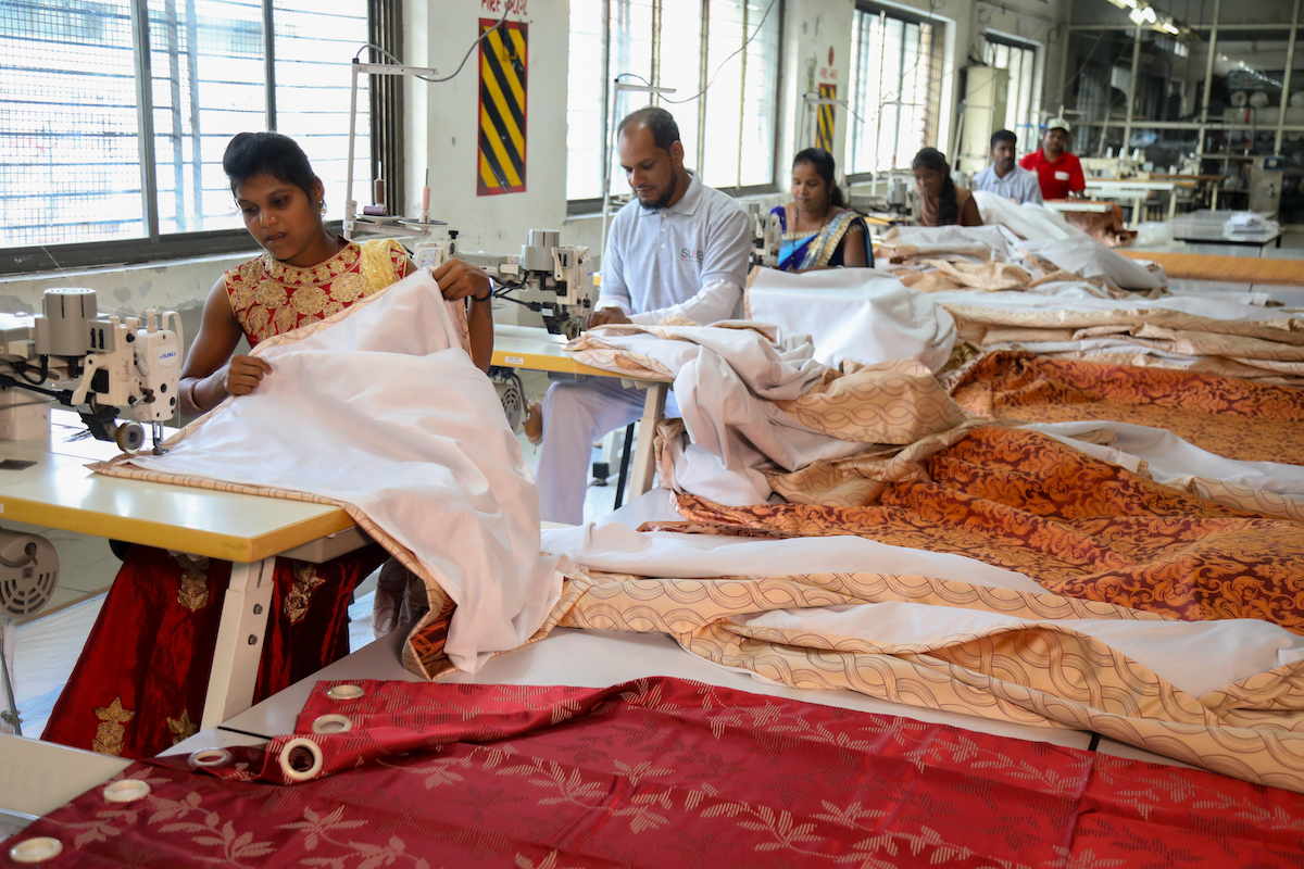 Chandra Nopany Chair of Sutlej Textiles and Industries