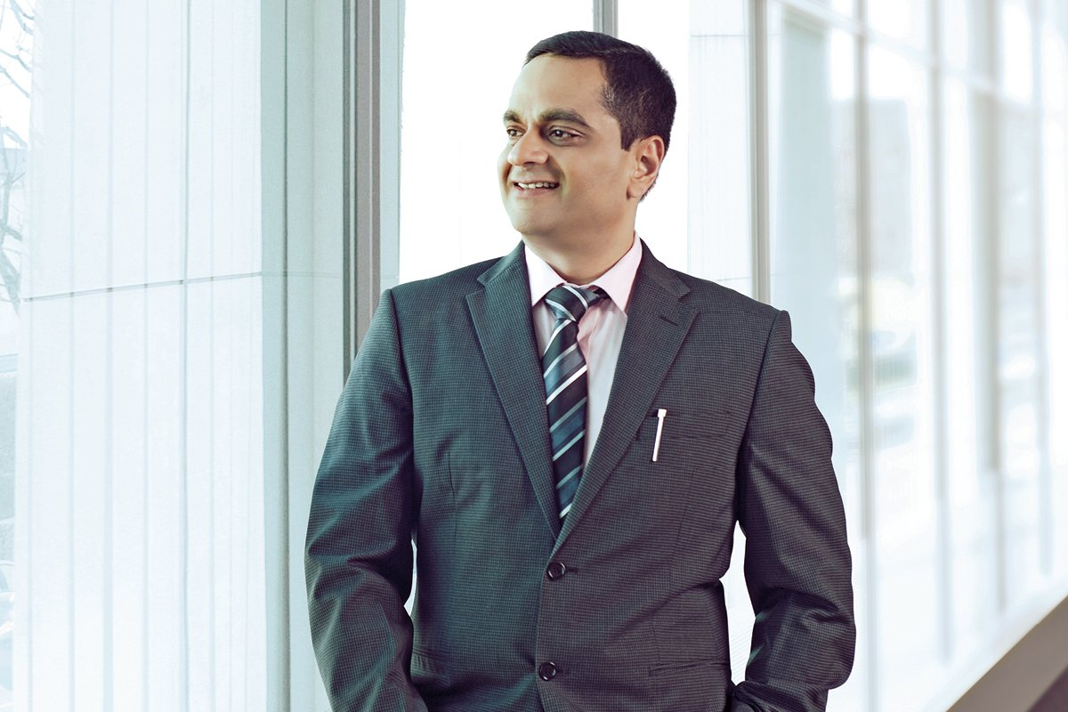 Parag Chheda Executive Director of Prince Pipes and Fittings