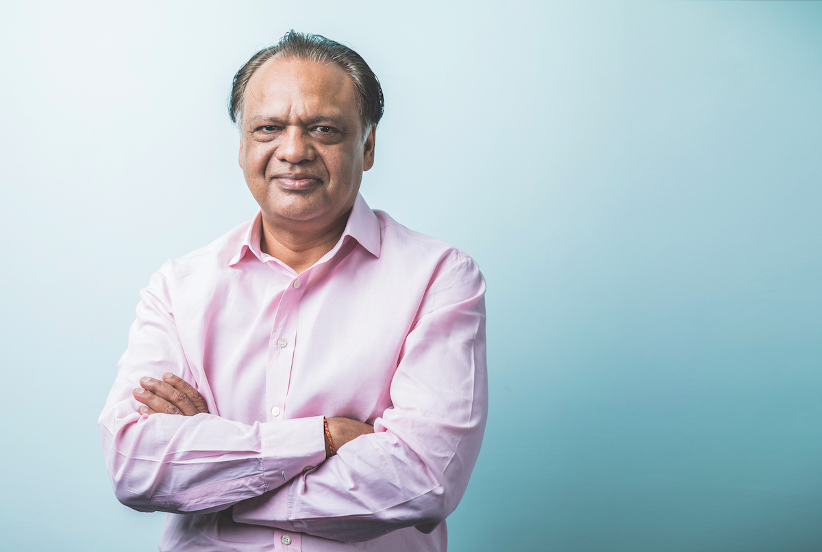 Sudhir Mathur CEO of Cairn Oil and Gas