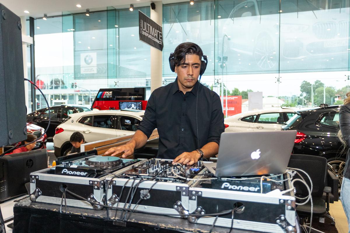 Trivett Classic BMW Parramatta launch