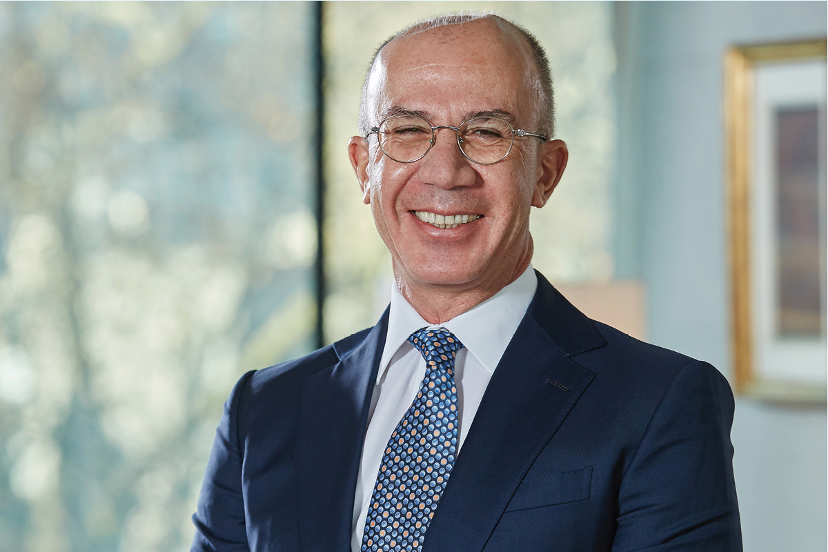 Professor Shlomo Ben-Haim Chairman & Founder of Hobart Group